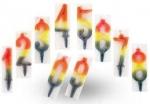 Свещички цифри