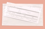 Плик за документи - прозрачен